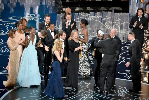 The Best Film :12 years A slave crew