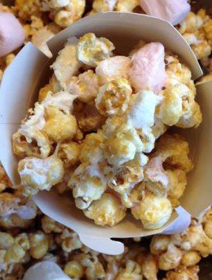 35 tsps of Sugar – in a Box of Cinema Popcorn