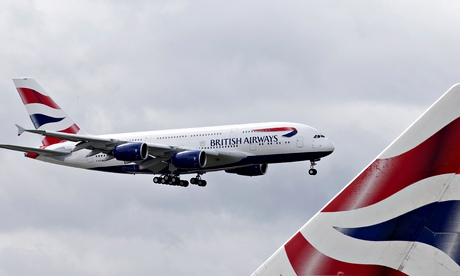 British Airways Plane Makes Emergency Landing At Heathrow