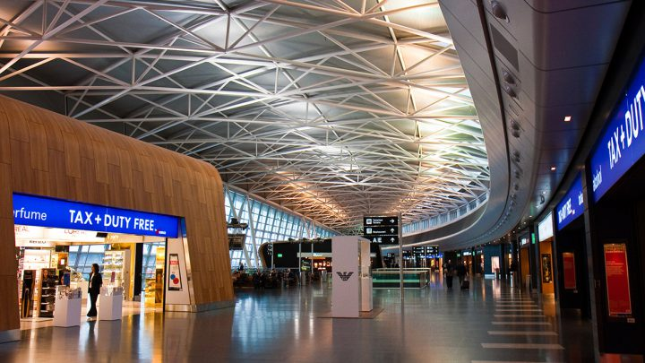 Top Ten Airports in the World