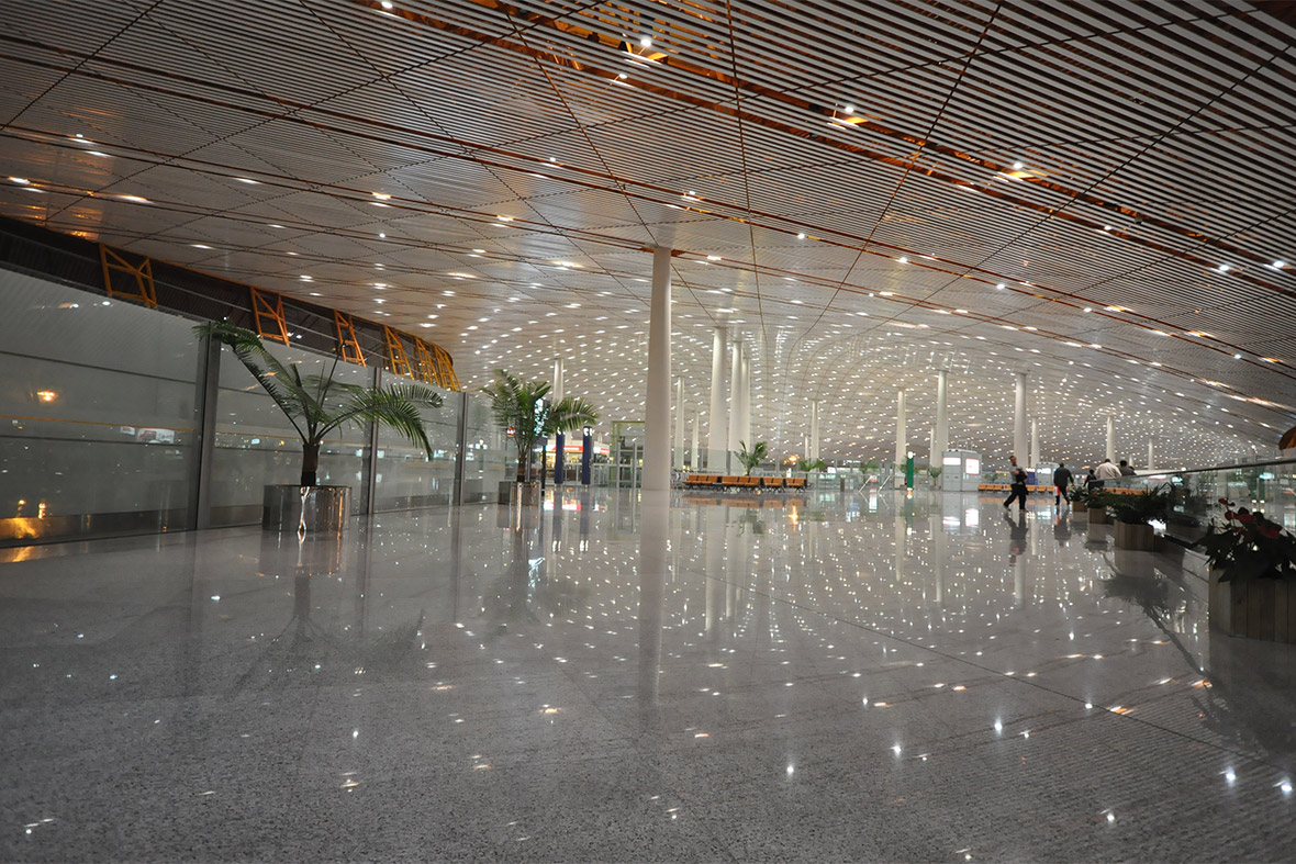 Changi Airport Voted World's Best Airport 3
