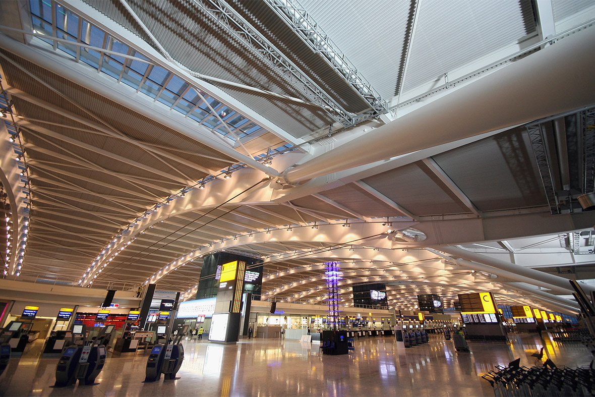 Changi Airport Voted World's Best Airport