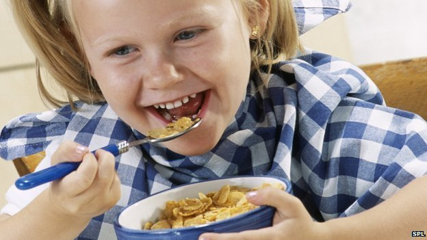 "Children in UK are Eating ""Too Much"" Salt"