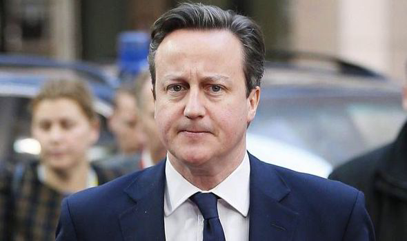 David Cameron warns Russia not to take further action in Ukraine