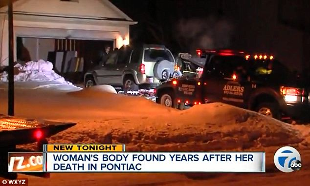 Mummified Remains of a Woman Found Frozen in Car at Foreclosed Detroit Home