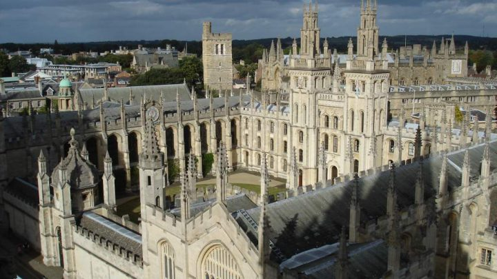 Oxford: UK's Least Affordable City for 'locals'