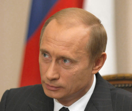 Putin Nominated for Nobel Peace Prize?