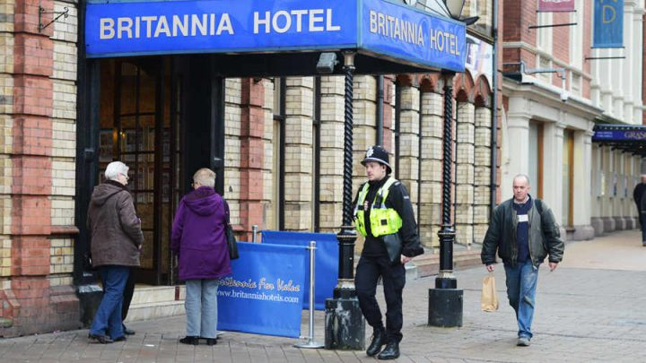 Woman Found Dead in a Hotel in Wolverhampton