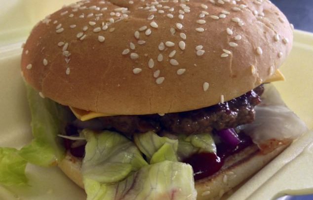 'World's Hottest Burger?' at Burger Off in Hove, Sussex