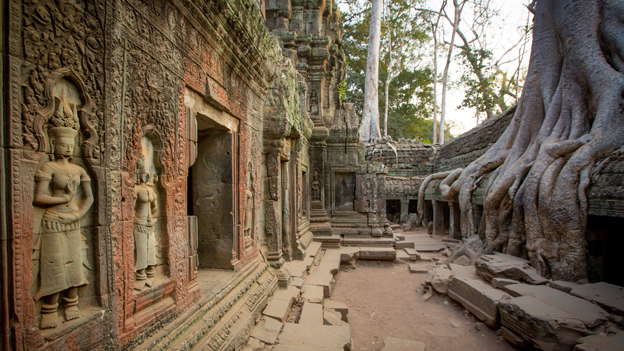 Angkor the Lost City