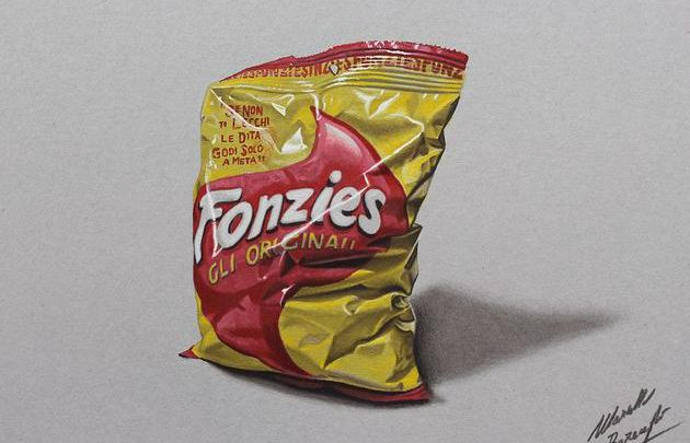 Wow!! Real ? No,These are drawings – Hyper Realistic Drawings !!!