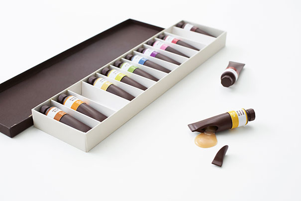 #1 Chocolate Paint Tubes2
