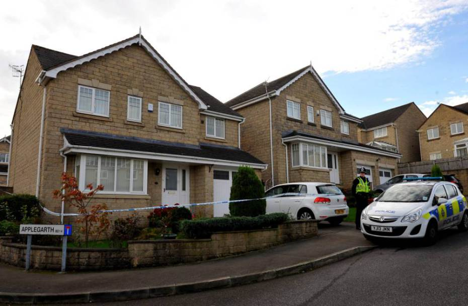 Family of four found dead in Bradford2