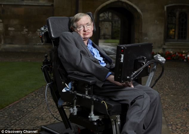 Stephen Hawking warns artificial intelligence could end mankind1