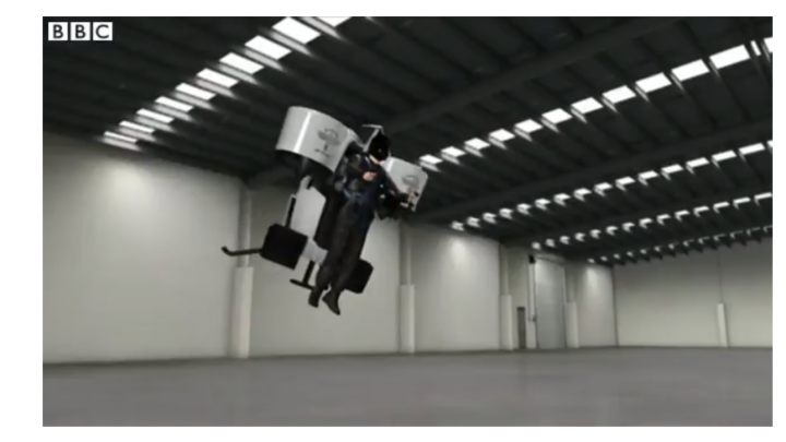 Finally Jet-pack For Commercial Use