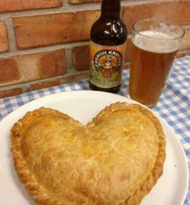 Happy Valentine's Day from Cornwall