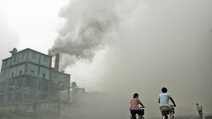 Farmer studies law for 16 years to defeat polluting company