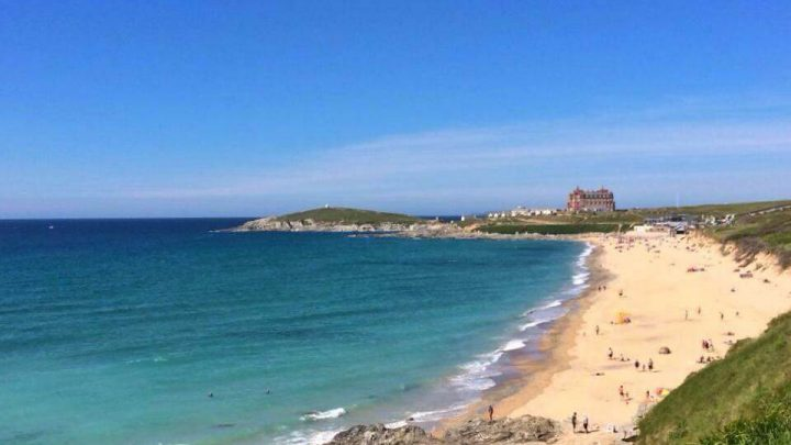 Cornwall has HIGHEST 3 of the top 10 UK beaches as voted in recent POLL