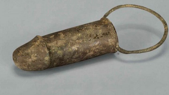 The world's oldest sex toy has been discovered in China