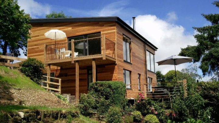 Cottages and Lodges in Cornwall: The rise in high end holiday accommodation