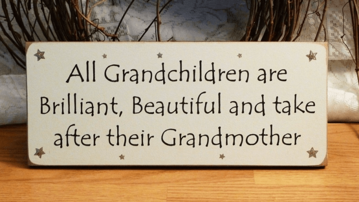 Having A Close Relationship With Grandparents Results In A Healthier Life