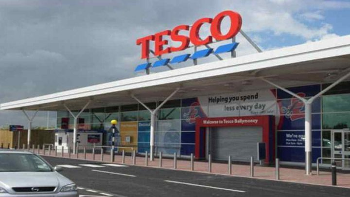 I have been banned from Tesco
