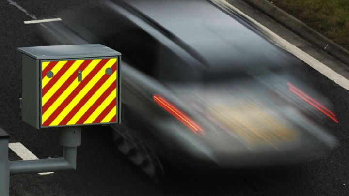Here's All You Need To Know About New Speeding Fines That Come Into Force Today