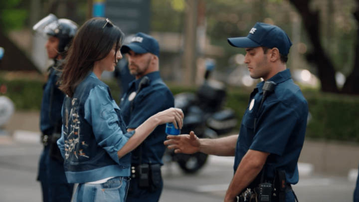 Latest Pepsi Ad, Featuring Kendall Jenner, Has People In Uproar And We Can See Why!