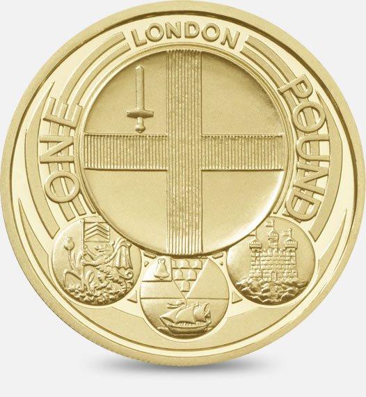 2010 London £1
