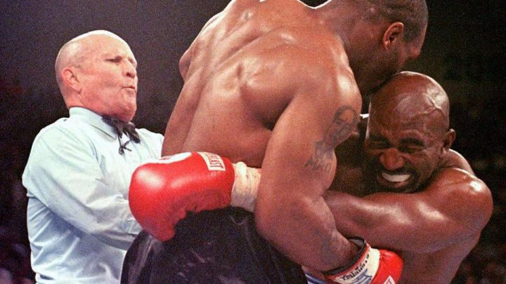 Mike Tyson Reveals He Gave Evander Holyfield His Ear Back After Biting It Off
