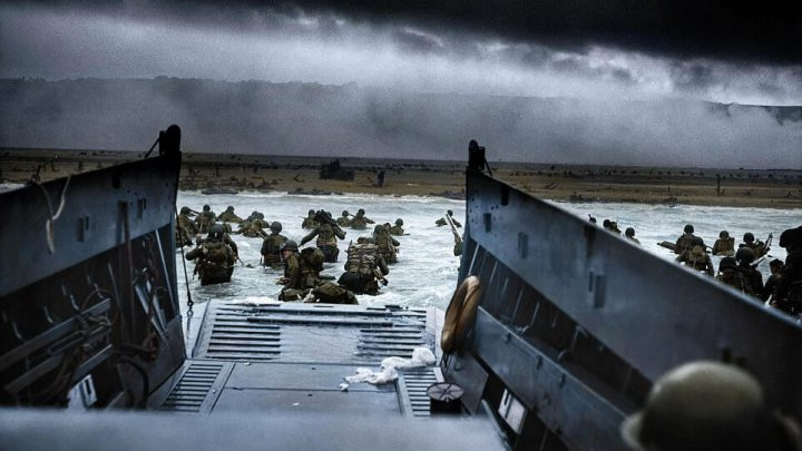 Colourised D-Day Landing Photo's That Have Been Amazingly Transformed After 73 Years