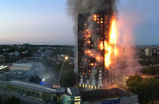 People Who Died In The Grenfell Tower Fire Tragedy Were Poisoned By Cyanide