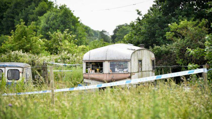 Brother & Sister Arrested For Murder After Burglar Shot Dead Outside Their Caravan