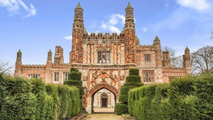 Have You Got £3 Million Spare To Buy Henry VIII's MAGNIFICENT Country Retreat?