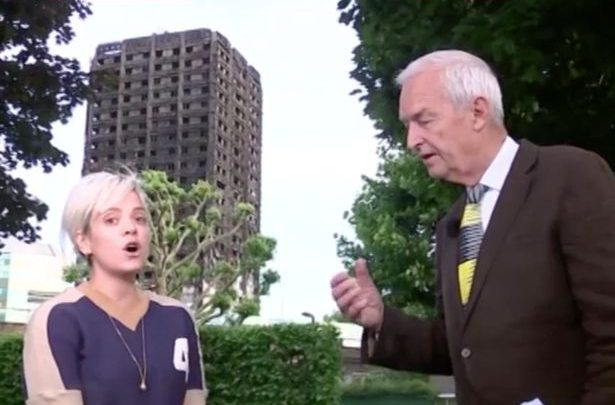 Lily Allen Questions Why The Death Toll Of Grenfell Tower Fire Is Being Played Down