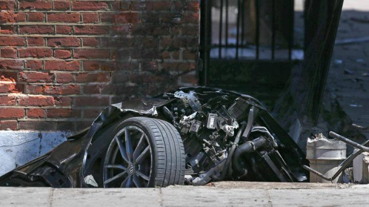 One Dead & Another Seriously Injured After Horror Crash In Kensington