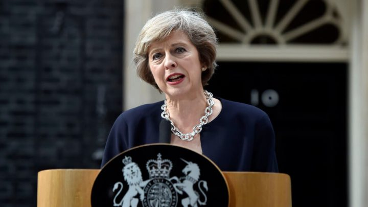 Theresa May Tells The UK We Must Defeat 'Islamist Extremism' After London Terror Attack
