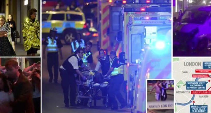 6 Killed & More Than 48 Injured In London Bridge Terrorist Attack