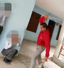 Teacher Gets Fired For Posting Video Of Colleague Violently Caning Schoolkids
