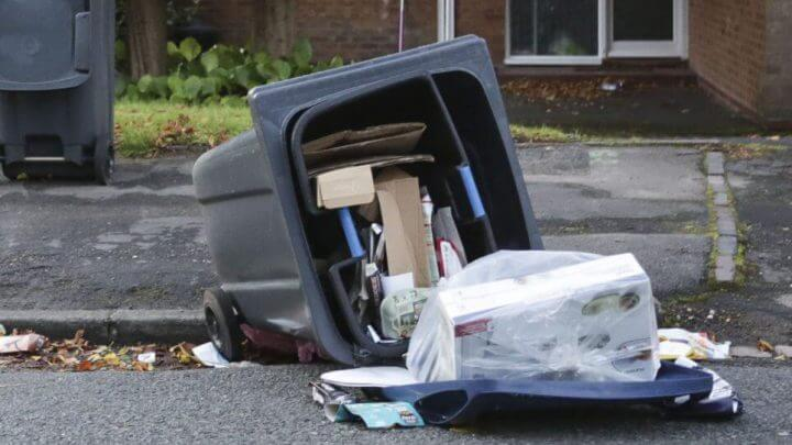 Devastating Images Are Released Of The Aftermath Caused By Horrific Storm Aileen That Hit UK