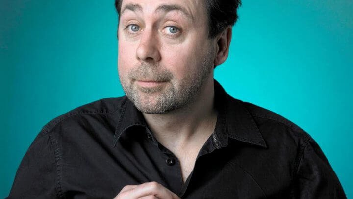 Comedian Sean Hughes Dies from Liver Failure Aged Just 51