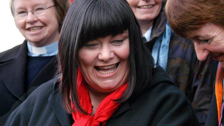 Dawn French Reveals She Lost Her Virginity In A Tent On Gwithian Sands In Cornwall