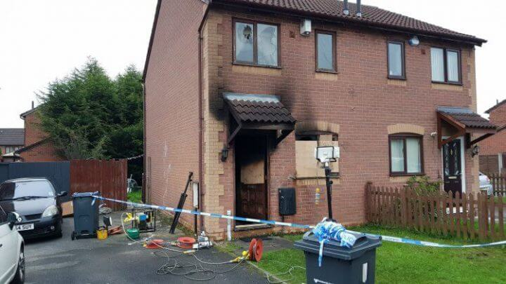 Man Fighting For His Life After Fireworks Let Off Through Letterbox Of His Home