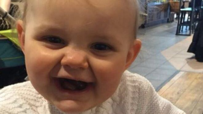 Cornish Man Found Guilty Of Murdering His 18 Month Old Adopted Daughter