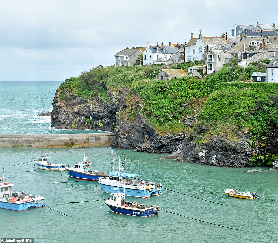 Doc Martin's Port Isaac Harbour