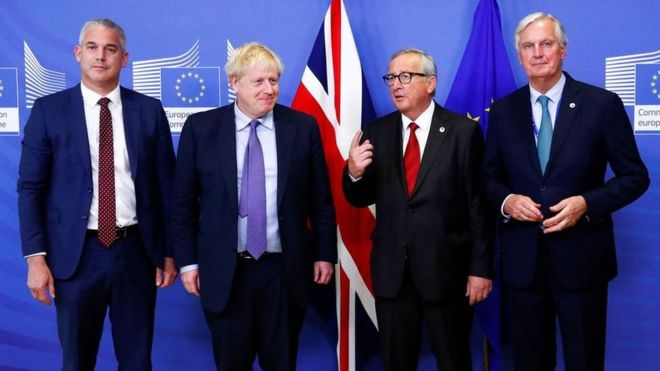 BREAKING: The EU will NOT extend beyond 31st Oct, Boris Deal or No Deal