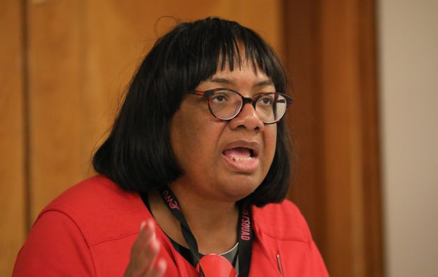Where has Diane Abbott been during the 2019 General Election Campaign?