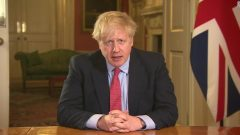 Boris Jonson Has COVID19, The Prime Minister Tested Positive This Morning