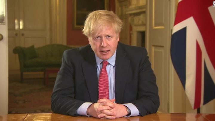 Boris Johnson Admitted to Hospital From COVID-19