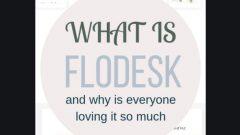 Flodesk 50% discount code: 3U9N7M